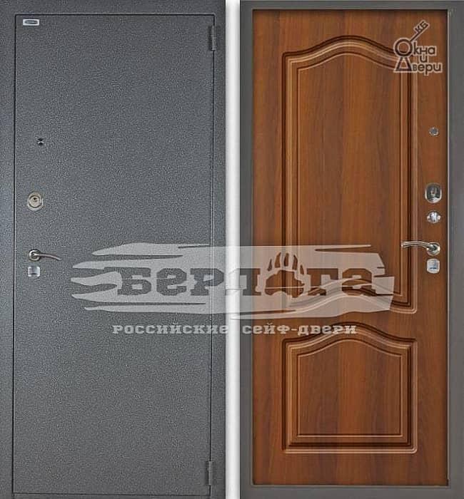 Дверь БЕРЛОГА 3К ЭТЮД Дуб рустикальный
