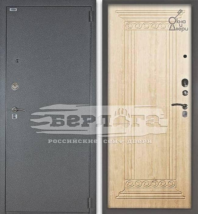 Дверь БЕРЛОГА 3К ФЛОРЕНЦИЯ-6 Ларче светлый