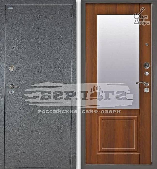 Дверь БЕРЛОГА 3К ГАЛА Дуб рустикальный