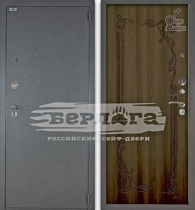 Дверь БЕРЛОГА 3К ЛЕВЗЕЯ Венге
