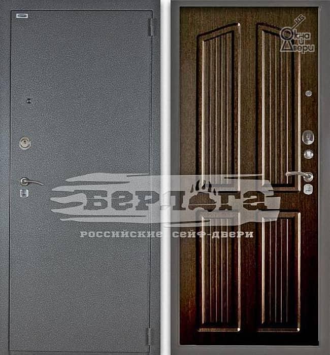 Дверь БЕРЛОГА 3К ЛОНДОН Венге