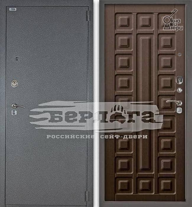 Дверь БЕРЛОГА 3К СЕНАТОР Венге
