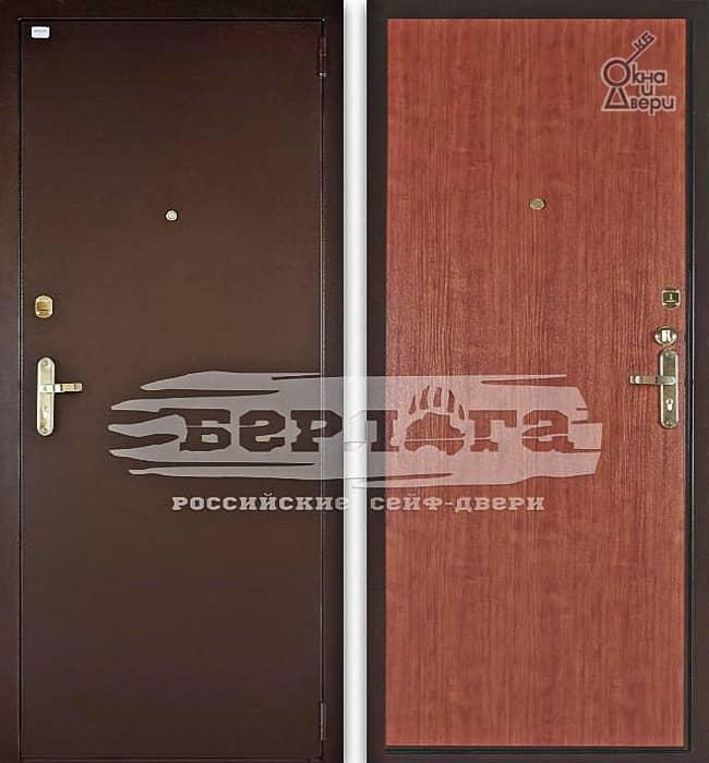 Дверь БЕРЛОГА ЭКОНОМ ЭК-1