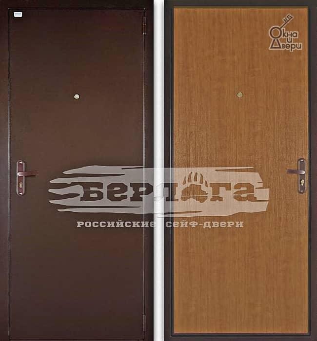 Дверь БЕРЛОГА ЭКОНОМ ЭК-2