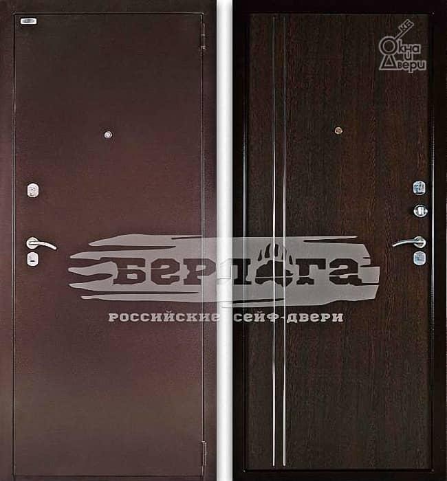 Дверь БЕРЛОГА СКАЛА СК-1В