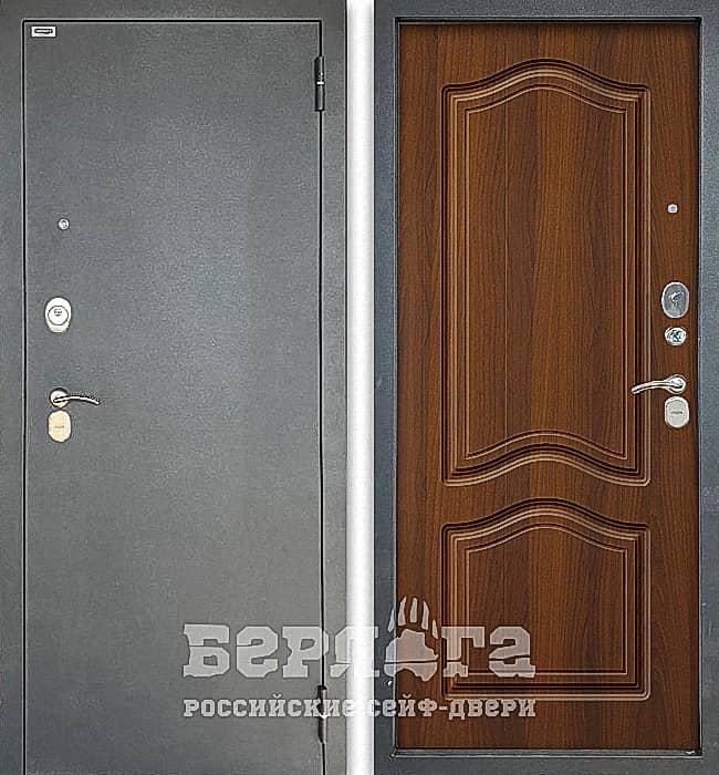 Дверь БЕРЛОГА ТРИНИТИ 3К ЭТЮД Дуб рустикальный