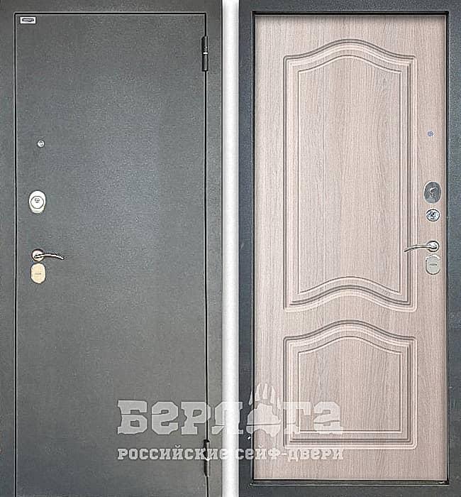 Дверь БЕРЛОГА ТРИНИТИ 3К ЭТЮД Ларче светлый