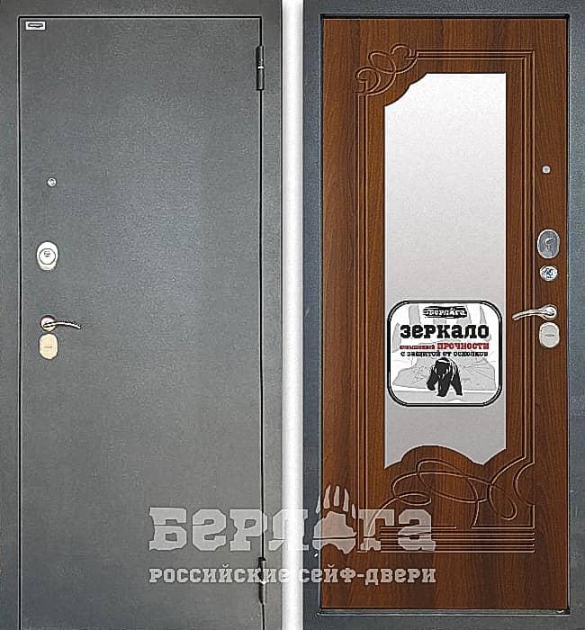 Дверь БЕРЛОГА ТРИНИТИ 3К ОЛЬГА Дуб рустикальный