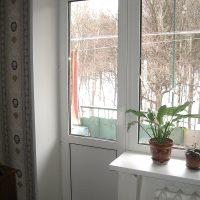 Балконный блок с откосами