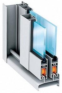 Алюминиевая система C-640