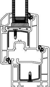 Система ПВХ Grain-Vektor 58