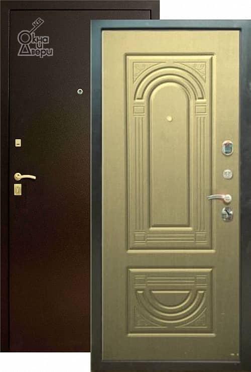 Дверь СТАТУС П2К3 фреза 240