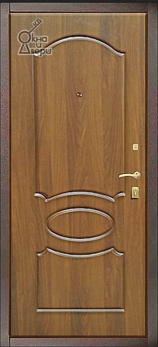 Дверь СТАТУС П2К3 фреза Диор