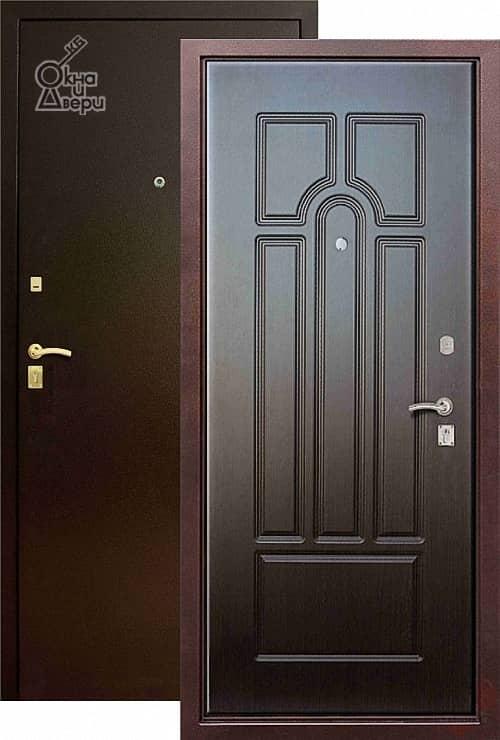 Дверь СТАТУС П9К9 Фреза Декор