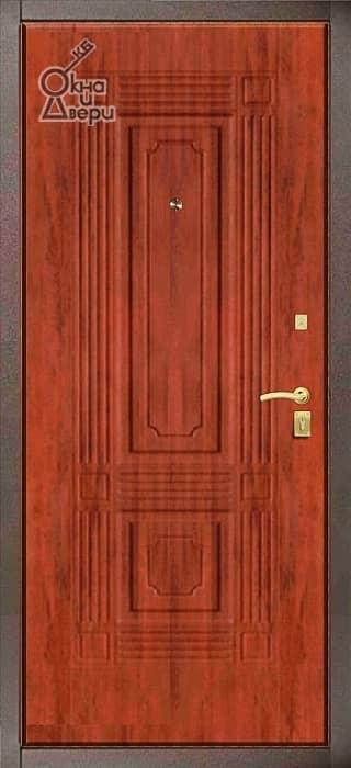 Дверь СТАТУС ТРОЯ Фреза Италия